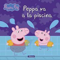 PEPPA PIG PEPPA VA A LA PISCINA