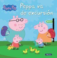 PEPPA VA DE EXCURSION