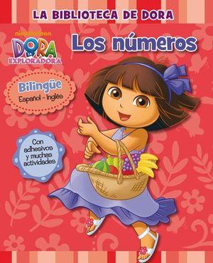 LOS NÚMEROS (LA BIBLIOTECA DE DORA LA EXPLORADORA)