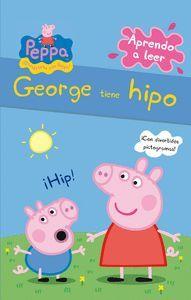 GEORGE TIENE HIPO (PEPPA PIG. PICTOGRAMAS)