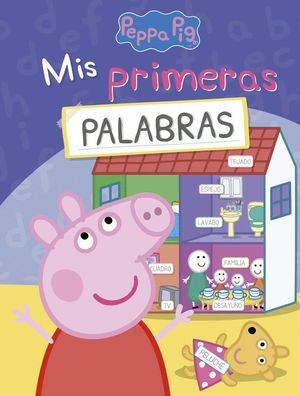 MIS PRIMERAS PALABRAS (PEPPA PIG)