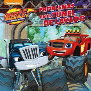 PROBLEMAS EN EL TUNEL DE LAVADO