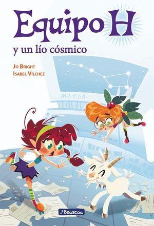 EQUIPO H Y UN LIO COSMICO