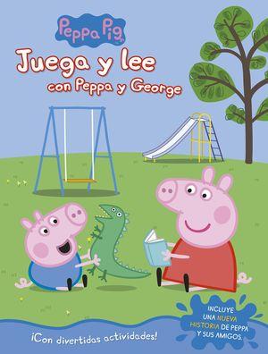 JUEGA Y LEE CON PEPPA Y GEORGE