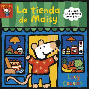 LA TIENDA DE MAISY (MAISY. TODO CARTÓN)