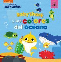 BABY SHARK Y LOS COLORES DEL OC?ANO