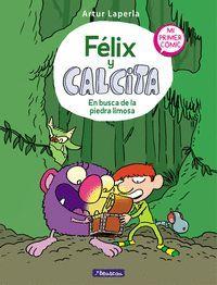 FELIX Y CALCITA EN BUSCA DE LA PIEDRA LIMOSA 3