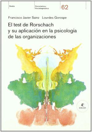 EL TEST DE RORSCHACH Y SU APLICACIÓN EN LA PSICOLOGÍA DE LAS ORGANIZACIONES