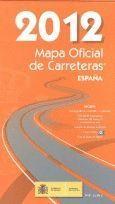 MAPA OFICIAL DE CARRETERAS DE ESPAÑA 2012