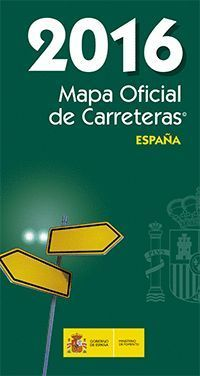 MAPA OFICIAL DE CARRETERAS 2016 ESPAÑA (EDICION 51)