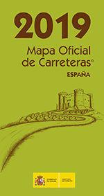 MAPA OFICIAL DE CARRETERAS 2019 ESPAÑA