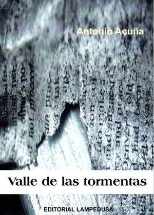VALLE DE LAS TORMENTAS