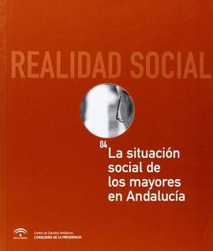 LA SITUACION SOCIAL DE LOS MAYORES EN ANDALUCIA