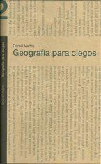 GEOGRAFÍA PARA CIEGOS