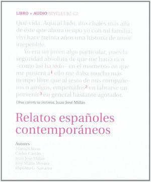 RELATOS ESPAÑOLES CONTEMPORÁNEOS