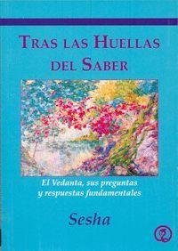 TRAS LAS HUELLAS DEL SABER