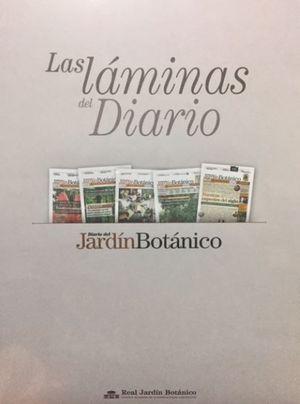 LAS LÁMINAS DEL DIARIO DEL JARDÍN BOTÁNICO