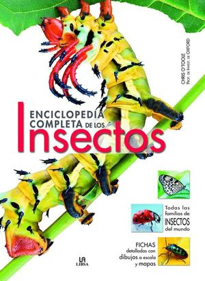 ENCICLOPEDIA COMPLETA DE LOS INSECTOS