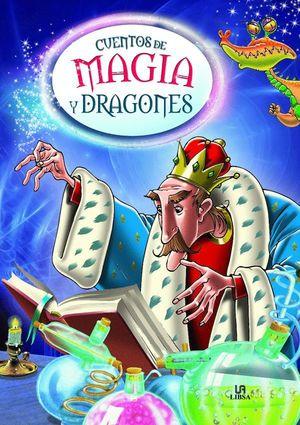 CUENTOS DE MAGIA Y DRAGONES