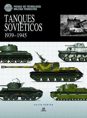 TANQUES SOVIÉTICOS 1939-1945