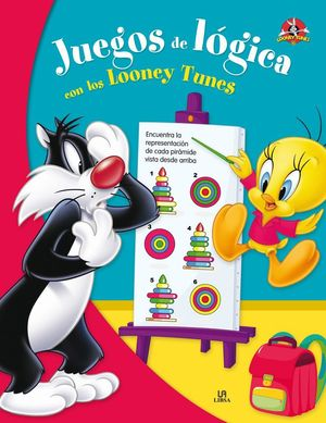 JUEGOS DE LÓGICA CON LOS LOONEY TUNES