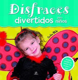 DISFRACES DIVERTIDOS PARA NIÑOS