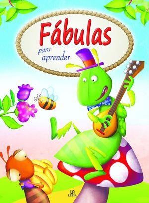 FABULAS PARA APRENDER
