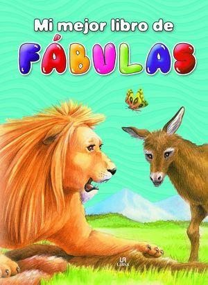MI MEJOR LIBRO DE FABULAS
