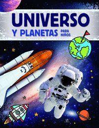 UNIVERSO Y PLANETAS PARA NIÑOS