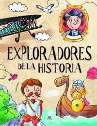 EXPLORADORES DE LA HISTORIA