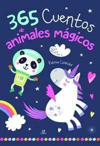365 CUENTOS DE ANIMALES MÁGICOS