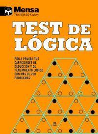TEST DE LÓGICA