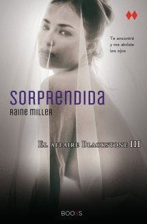 SORPRENDIDA (EL AFFAIRE BLACKSTONE 3)