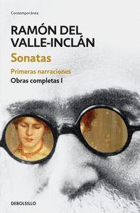 SONATAS. PRIMERAS NARRACIONES (OBRAS COMPLETAS I)