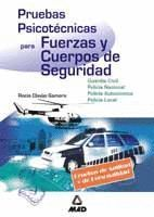 PRUEBAS PSICOTECNICAS FUERZAS Y CUERPOS SEGURIDAD (2014)