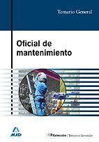 OFICIAL DE MANTENIMIENTO TEMARIO GENERAL (2006)