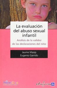 LA EVALUACION DEL ABUSO SEXUAL INFANTIL