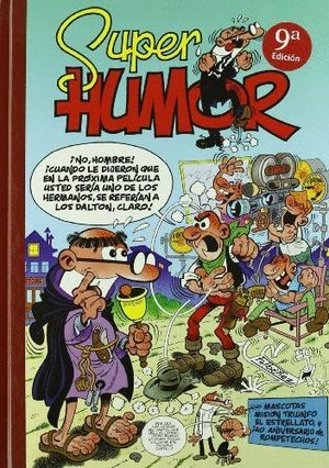 SUPER HUMOR 38 MORTADELO Y FILEMON