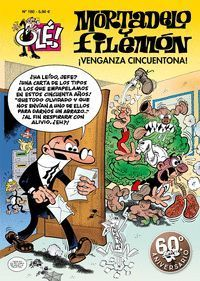 MORTADELO Y FILEMON Nº180