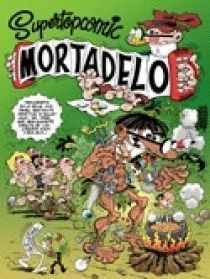SUPER TOP COMIC MORTADELO 10