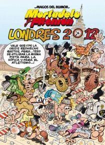 LONDRES 2012 - MORTADELO Y FILEMON