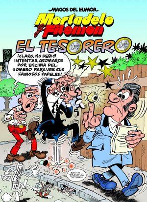 MAGOS DEL HUMOR 167 EL TESORERO