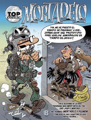 MORTADELO Nº57 TOP COMIC