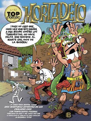 MORTADELO Nº62 TOP COMIC INVENTOS DEL PROFESIR BACTERIO