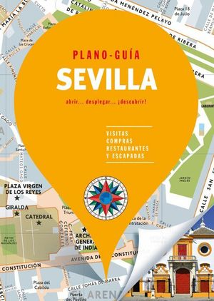 SEVILLA PLANO - GUÍA 2018