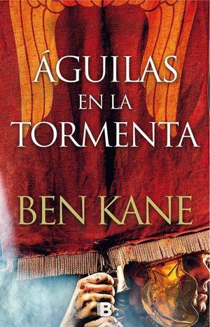 AGUILAS EN LA TORMENTA (AGUILAS DE ROMA 3)