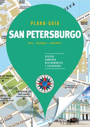 SAN PETERSBURGO PLANO - GUÍA 2018