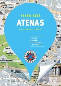 ATENAS (PLANO-GUÍA) SIN FRONTERAS 2019