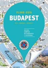 BUDAPEST (PLANO-GUÍA) SIN FRONTERAS 2019