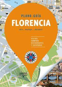 FLORENCIA (PLANO-GUÍA) SIN FRONTERAS 2019